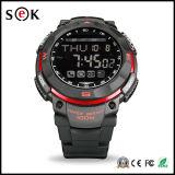 2016 Sekからの2MP HDのカメラが付いている卸し売り製造業者3Gの人間の特徴をもつスマートな腕時計の電話