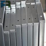 Plancia d'acciaio galvanizzata 240*45 per l'armatura