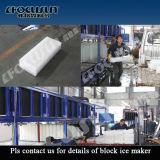 25, 000kg de bloquear la máquina de hielo haciendo