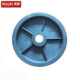 6개 인치 PP 타이어 플라스틱 바퀴; 플라스틱 사출 성형 바퀴