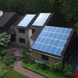 modulo monocristallino di alta efficienza del comitato solare 285W