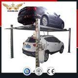 Un parking souterrain Système d'empilement vertical