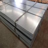Haute qualité Fiche de GI/feuille d'acier galvanisé/toiture feuille/Plaque murale