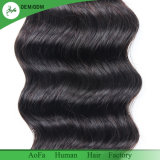 Indian Hair Natural Relaxed Hair Ocean Wave Virgin humanly Hair