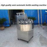 Halbautomatische Flaschen-Waschmaschine-auftragendes Reinigungsmittel