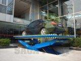 3ton 4ton 5ton 6tonの手段の上昇の電気静止した車は上昇を切る