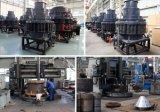 ISO 승인되는 현무암 Quartize 또는 철 광석 또는 자갈을%s HP500 유형 돌 콘 쇄석기 돌