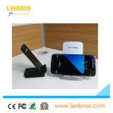 Chargeur sans fil portatif de port USB micro pour l'iPhone