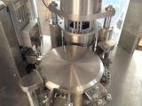 Het efficiënte Elektrische Kleine AutoPoeder vult Harde het Vullen van de Capsule Machine