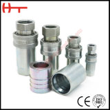 Professional To manufacture Steel gold Arm Hydraulic Quick Coupling