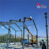 Exploração avícola profissional da construção de aço para a grelha/casa galinha da camada com o fabricante de equipamentos cheio da gaiola da galinha em China