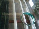 Frameless는 구멍을%s 가진 가장자리를 닦았다 샤워실이 12mm 박판으로 만들어진 유리를 부드럽게 한