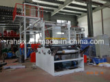 Máquina doble del estirador de la película del PE de Rewinder (SJ55-800)