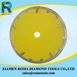 Romatools 다이아몬드는 유형 잎 방어적인 세그먼트를 위해 톱날을