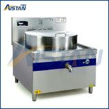 Grande fornello del Wok di induzione commerciale Xdc700-1W2