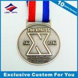 カスタム旧式な金属メダル