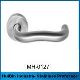 Utilizar la maneta de puerta disponible del interior de la perilla de la vuelta del pulgar en talla media con y sin Avaiable