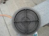 Tejidos de malla de alambre de acero inoxidable demistor
