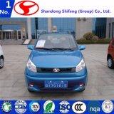 4seats 전기 소형 차/전송자 전차 4 바퀴 전기 스쿠터 또는 소형 차 또는 실용 차량 또는 차 또는 전기 Carsmini 전차 또는 모델 자동차 또는 전기판 차