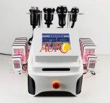 Диода кавитации RF Анти--Cellulite вакуума машина лазера мультиполярного тонкая