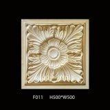 Het Beeldhouwwerk die van Polyresin Decoratie Relievo snijden