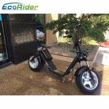 """""""trotinette"""" elétrico de alta velocidade poderoso da CEE Harley de Citycoco 1200W da bateria de lítio"""