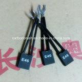 Cobre grafite escovas de carbono para Gerador B100