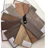 5mm matériau vierge antibactérien du grain du bois planche planchers de vinyle