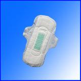 Type remplaçable serviette hygiénique de garnitures sanitaires de Madame Use