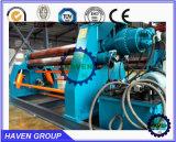 Завальцовка и гибочная машина плиты роликов W11H-4X2500 3 с ДУГОЙ регулируют