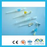 IV cânula descartável do cateter IV (MN-IVC0004) com asa