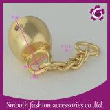 Мода поощрения Металлические принадлежности шнур концевой упор крепеж из нержавеющей стали