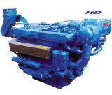 Motor diesel marina de Hnd Deutz para el barco/la nave/el vaso Tbd234