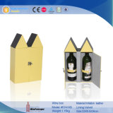 O mais recente Design Wholesale Display Gift Wine Box Like House