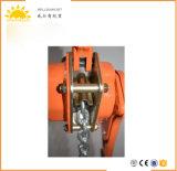 الصين [هش] [سري] [1.5تون], [6م] يرفع ذراع عتلة مرفاع كبّل, عملّيّة سحب مصعد مرفاع كبّل