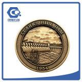 Монетки оптового медали монетки металла гонки коммеморативные