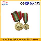 Medalla exquisita barata de la aduana 3D de la alta calidad