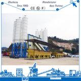 Populaire Concrete het Groeperen van de Controle Hzs90 90m3/H van het Type van Transportband van de Riem Klaar Gemengde Elektrische Installatie