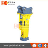 Tonnen-Exkavator-Zubehör-hydraulischer Unterbrecher-Hammer des Tagebau-4-7