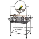Aprovisionamento de fábrica de alta qualidade preço desfavorecidas Parrot Playstand Bird Playstand