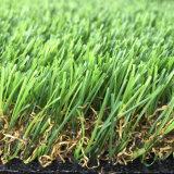 18mmの高さ14700の密度Lad10の屋内屋外の美化の人工的な草のカーペット