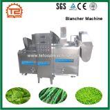 Légumes verts, broccoli, haricot blanchissant faisant cuire la machine Steaming de blanchisseur