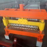 Rouleau de matériau de machines de formage rendant le toit et mur (HKY)