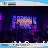 LEIDENE van de Muur van de Groothandelsprijs P2.5 Binnen RGB VideoVertoning