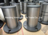 Shaft saldato con Ear nel CNC Machining