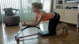 Venta caliente la construcción de cuerpo completo Ab Trainer