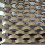 Aluminiumblatt durchlöcherte Metallblatt-angehobenes erweitertes Metall