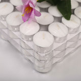 China 4 horas de color blanco de las velas Tealight