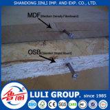 Высокое качество 1220*2440мм деревянных панелей OSB цены