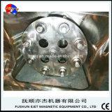 I magneti rotativi della griglia per le scarse polveri scorrenti benissimo premono il piede la separazione ferrosa